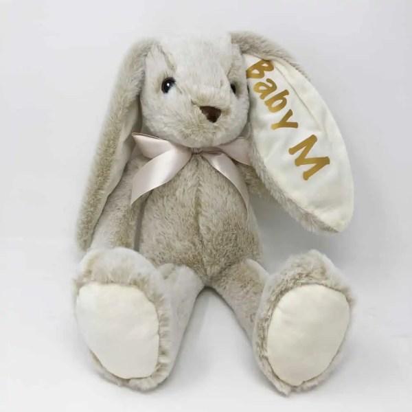 Long Ear Bunny - Beige (Standard/Gold)