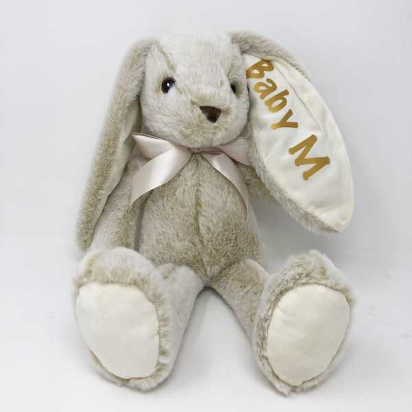 Long Ear Bunny - Beige (Standard/Gold)