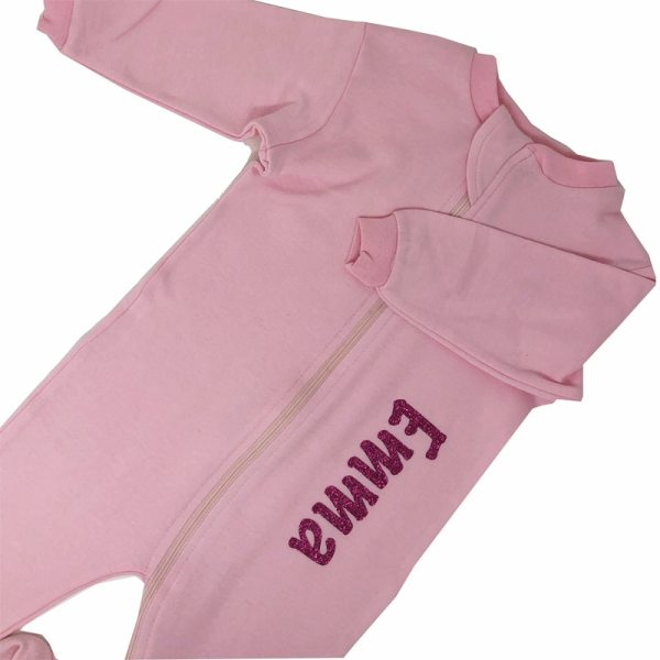 Personalized Sleeper - Pink