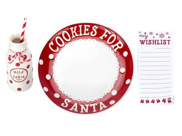 Santa's Cookie Set