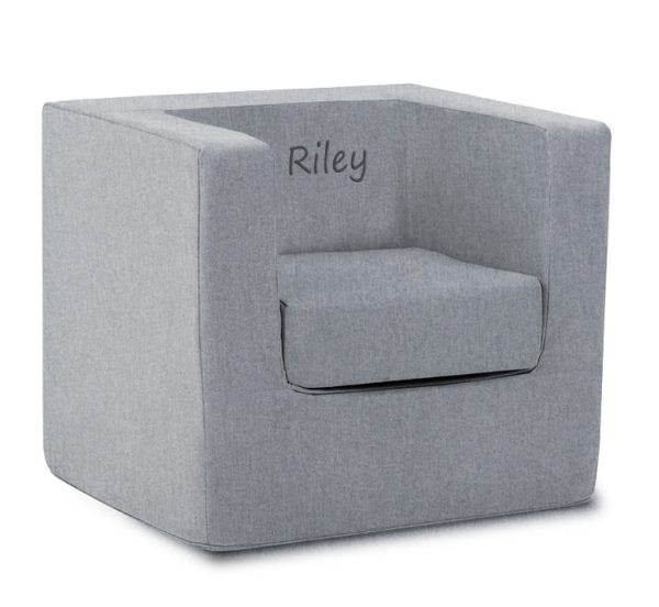 Monte Cubino Chair - Nordic Grey