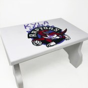 Personalized Stool - Toronto Raptors