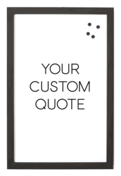 Magnet Frame - Custom Quote