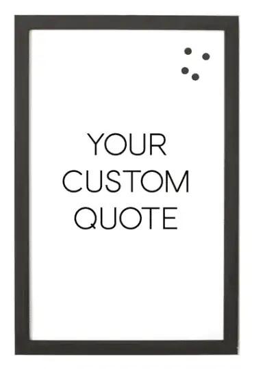 Magnet Frame - Custom Quote