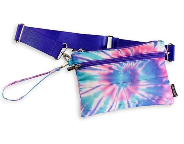 Puffer Ice Tie Dye 2 in 1 Bag