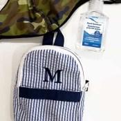 The Teeny Tiny Backpack