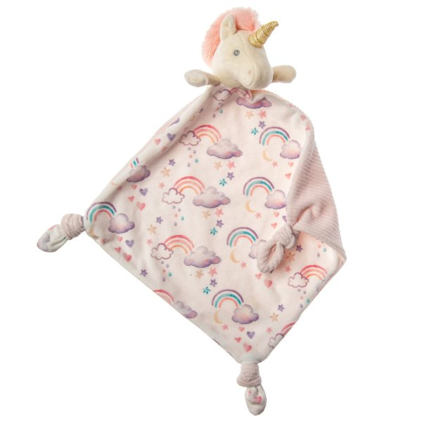 Knotted Lovey - Unicorn