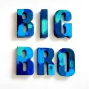 name crayon - Big Bro