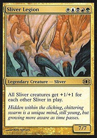 Sliver Legion-Sliver Tribe