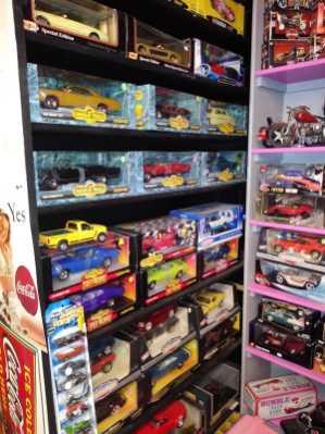 Die Cast Cars 1