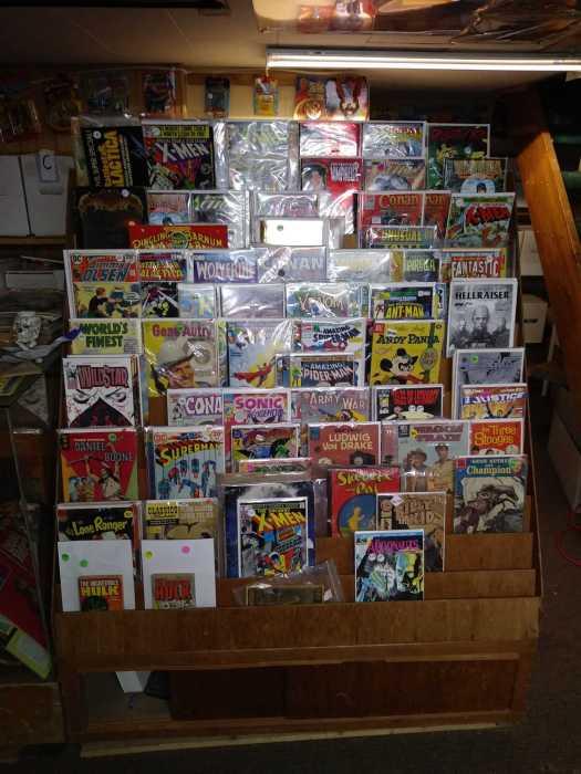 Expensive Comics