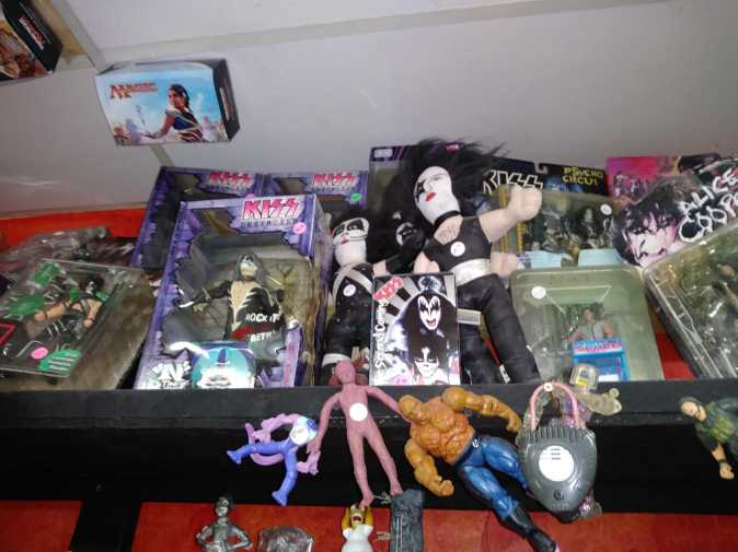 KISS Action Figures