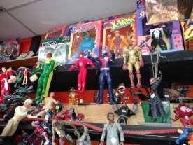 X-Men Action Figures 2