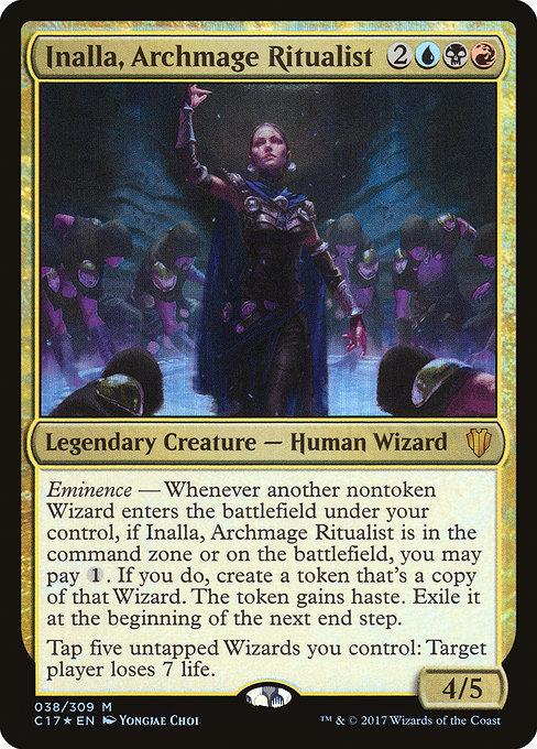 Inalla, Archmage Ritualist