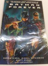 Batman Forever Comic