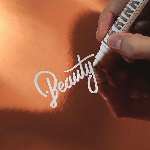 Calligraphy by Ricardo Gonzalez