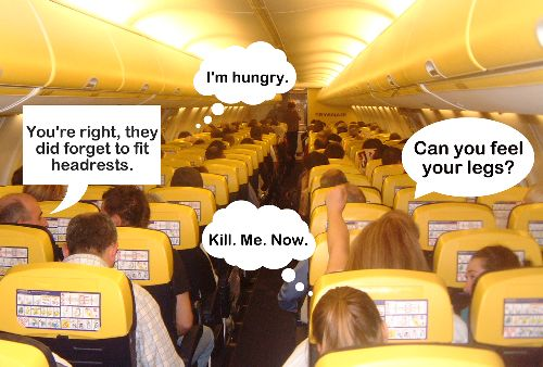 Ryanair Horror Stories
