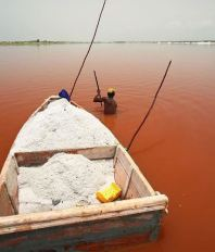 Lake Retba (c) @Dakarlives