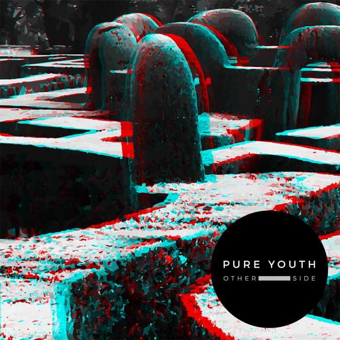 Pure Youth - Other Side - Artwork