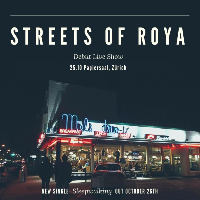 SoR - sleepwalking new - single release