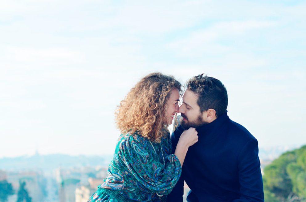 оригинальные сценарии предложений выйти замуж в Риме