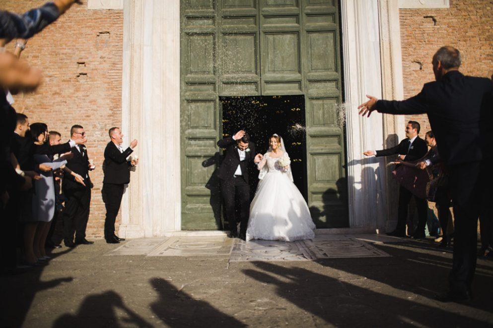 католическое и православное венчание в риме