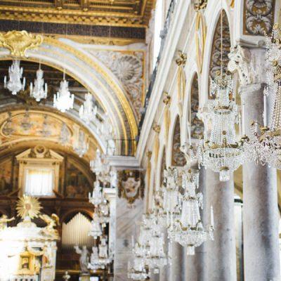 венчание в православной церкви в Риме