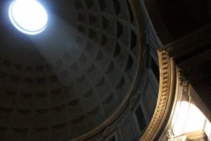 Пантеон уникальное зрелище