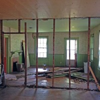 The Cover Up: DIY Exposed Beams