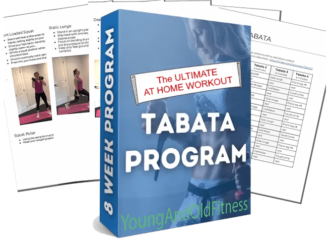 Tabata workout at home course