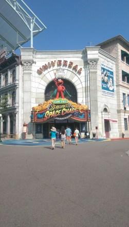 The Sesame Street Ride at Universal Studios