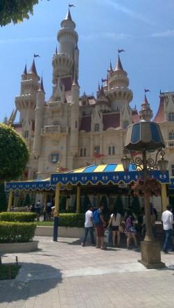 Far Far Away Castle, Universal Studios