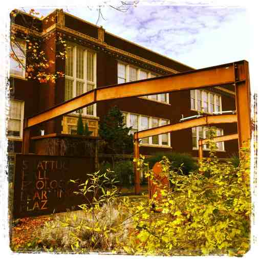 youngarchitxpdxShattuck Hall and I have become fast friends for the past 2 days! Yesterday I reviewed Professor Mollner's studio midterm and today is the orientation for Architects In Schools! This year I'm teaching 3rd Graders at Abernethy Elementary!