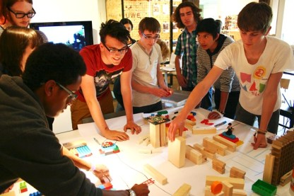 Workshops at Architecture Centre