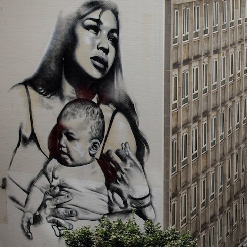 Graffiti Bristol Artists Collaborate For Europe's Largest Street Art Project In Bristol