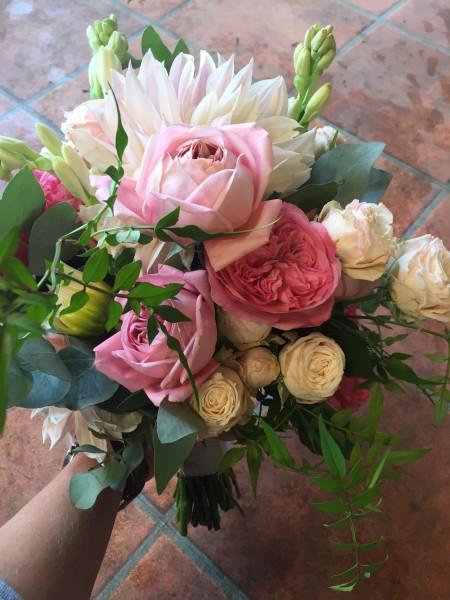 Wiltshire, Bridal flowers