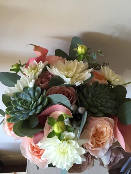 Wiltshire, wedding florist