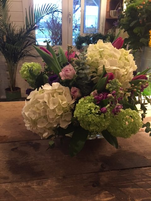 Flower workshops, wiltshire