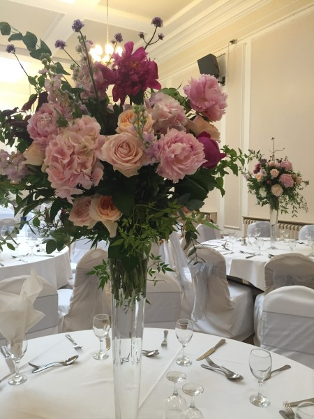 Wiltshire, wedding florist