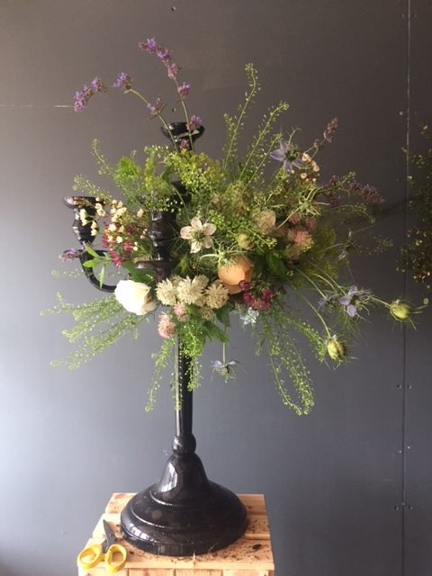 Wedding flowers, south west.