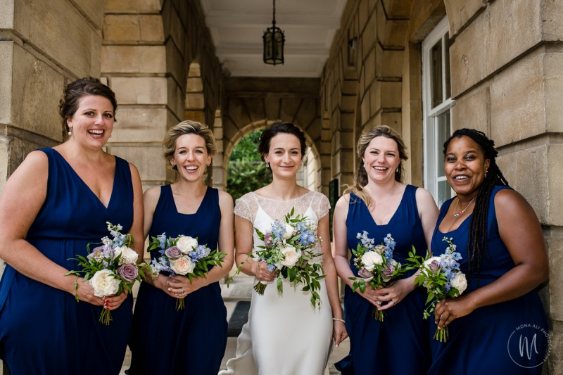 wedding florist, bradford on avon