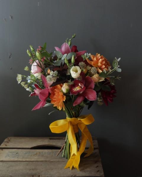 wedding florist, bath