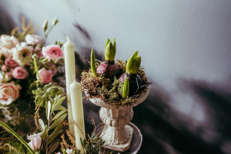 floral retreat, loire