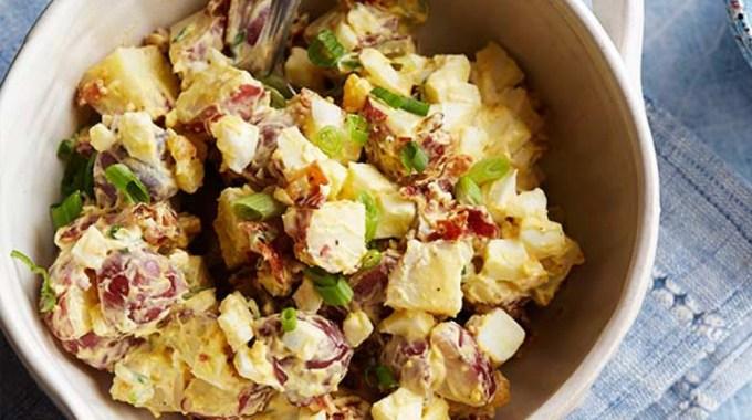 Cajun Style Potato Salad