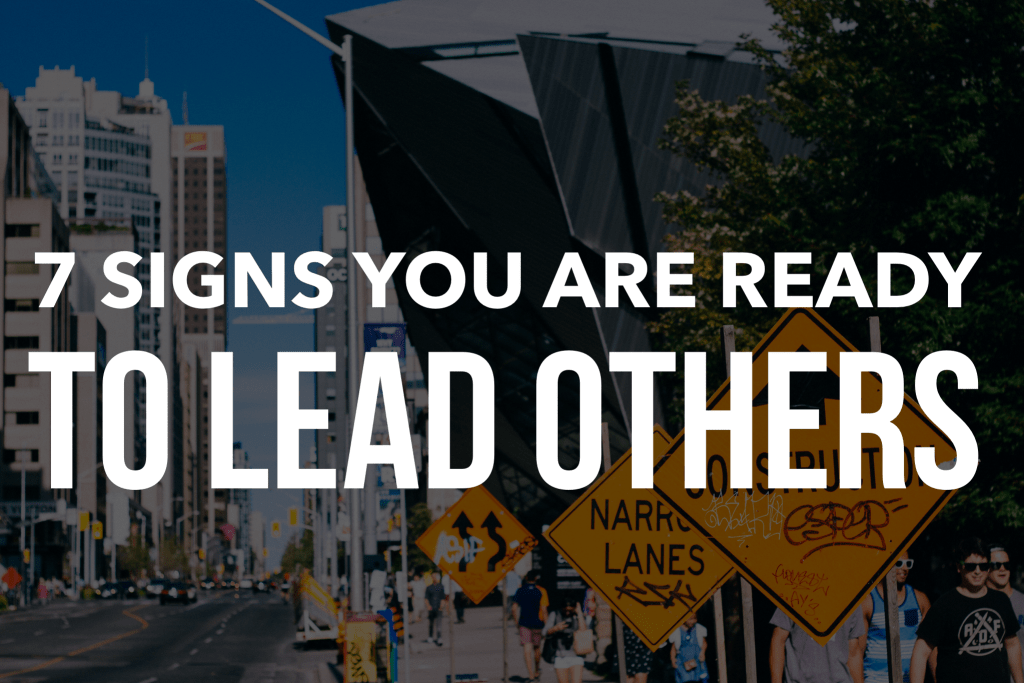 7 signs you are ready to lead others young church leaders 1 you are ready to listen before being heard sciox Gallery
