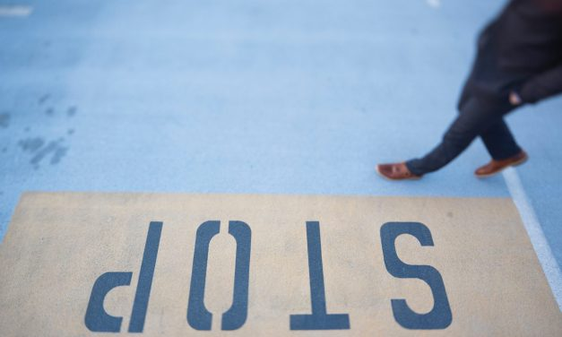 What My Mentor Told Me to Stop Doing