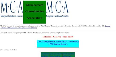 """The MCA, circa 1997 