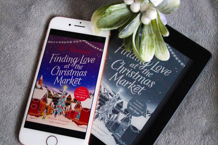 Finding Love At The Christmas Market Photo credit: Melissa Young (Young Creative Press)