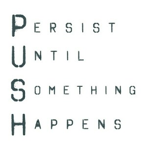 persistence *will* pay off