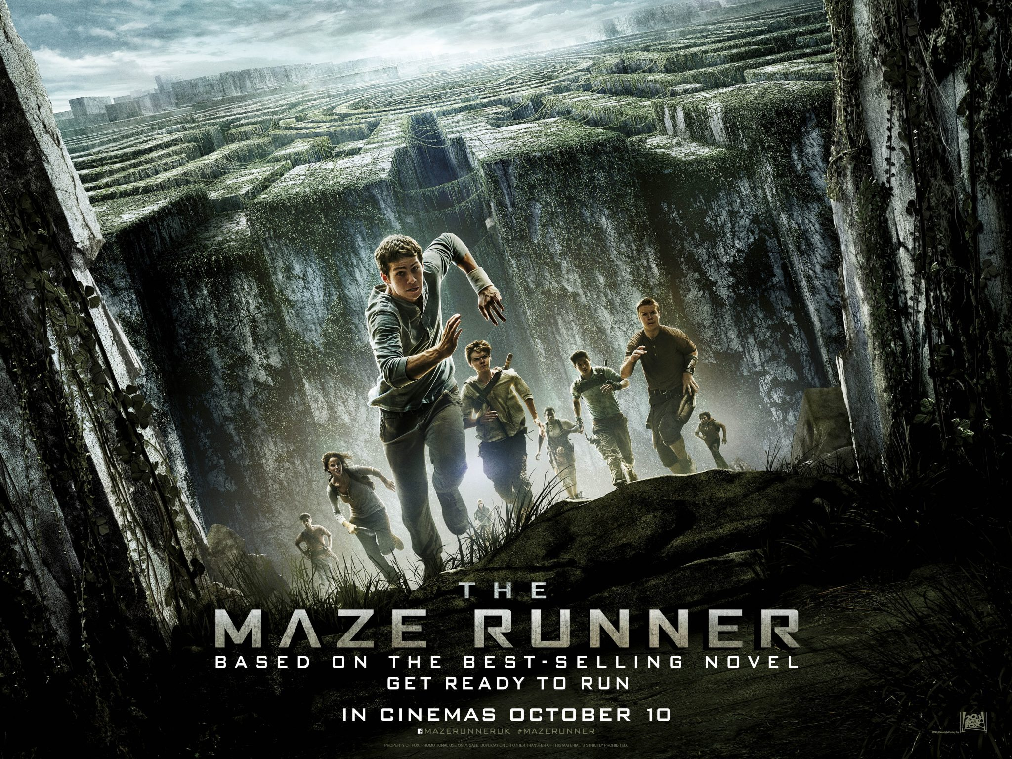 Top 10 Maze Runner Moments Young Entertainment
